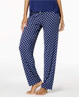 Alfani Knit Printed Pajama Pants, Created for Macy's