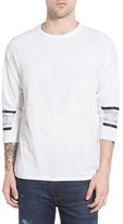 Nike Men's Sb Nepped Three Quarter Sleeve Dri-Fit T-Shirt