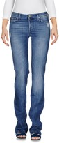 7 For All Mankind Denim pants - Item 42533479