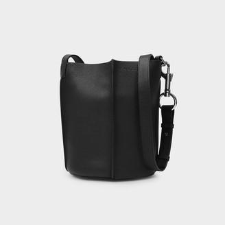 Acne Studios Bag Market In Black Leather