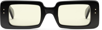 Gucci Rectangular-frame sunglasses