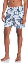 Tailor Vintage Printed Swim Shorts