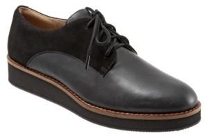 SoftWalk Willis Lace Up Oxfords Women's Shoes