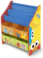 Sesame Street Delta Children Book and Toy Organizer