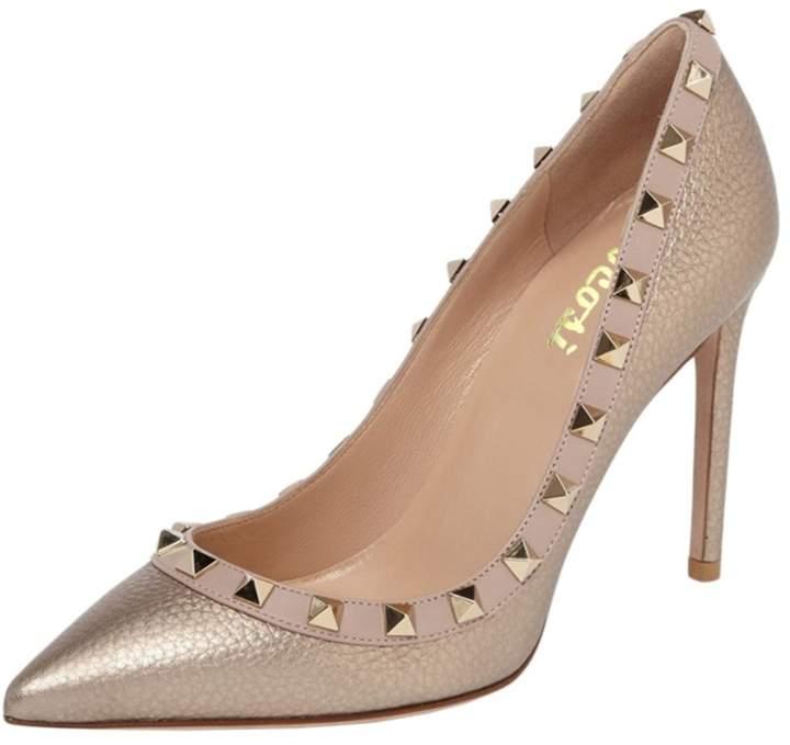 19e7c21a498e1 Gold High Heels - ShopStyle Canada