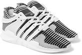 Adidas Originals - Eqt Support Adv Rubber-trimmed Primeknit Sneakers