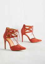 Mia Suited for Certainty Heel