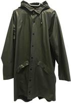 Rains Green Jacket for Women