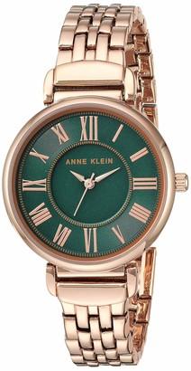 Anne Klein Women's Two-Tone Bracelet Watch
