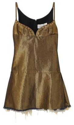 Marques Almeida Short dress