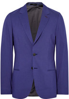 Paul Smith Slim-Fit Modal, Cotton and Cashmere-Blend Blazer