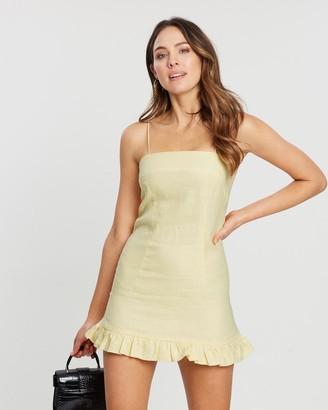 White By Ftl Ebony Dress