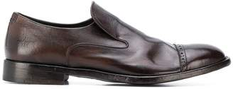 Alberto Fasciani perforated loafers
