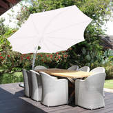 Houseology Skyline Icarus Telescopic Cantilever Parasol