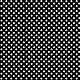 Camilla And Marc SheetWorld Fitted Pack N Play Sheet - Primary Polka Dots Black Woven - Made In USA - 29.5 inches x 42 inches (74.9 cm x 106.7 cm)