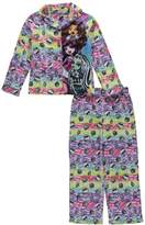 "Monster High Big Girls' ""Creepy Cool"" 2-Piece Pajamas"