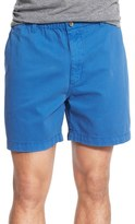 Vintage 1946 Men's 'Snappers' Vintage Washed Elastic Waistband Shorts