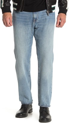 """Lucky Brand 410 Athletic Slim Jeans - 30-34"""" Inseam"""
