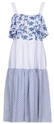 Mariuccia Knee-length dress