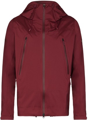 Descente Creas hooded jacket
