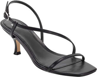 Marc Fisher Gove Strappy Leather Sandals