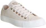 Converse All Star Low Leather Ve