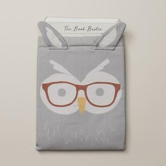 Indigo Paper The Book Bestie Owl Book Sleeve