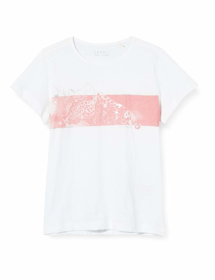 Esprit Girl's Rq1040303 T-Shirt Ss