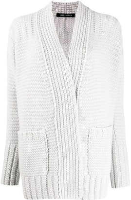 Iris von Arnim Textured Cardigan