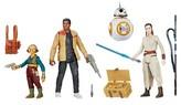 Star Wars The Force Awakens Home 3.75 inch Home Entertainment Pack Takodana Encounter
