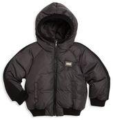 Dolce & Gabbana Baby's Zip-Up Hoodie Bomber Jacket
