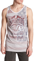Affliction Genuine Whiskey Graphic Print Tank