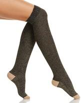 Kate Spade Sparkle Over-the-Knee Socks