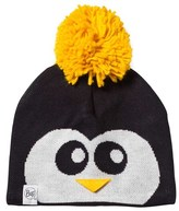 Buff Fleece Lined Penguin Beanie