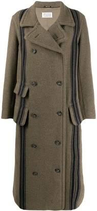 Maison Margiela double-breasted wool coat