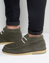 Selected Homme Ronni Suede Boots