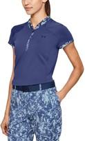 Under Armour Women's UA Zinger Zip Polo