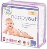 MIO Bambino Nappy Set, NA, Newborn, 1-Pack