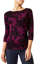 Precis Petite Aileen Floral Printed Top