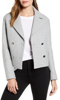 Ted Baker Agneta Double Breasted Crop Jacket