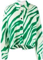 Isabel Marant zebra print jacket