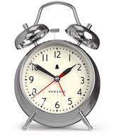 Newgate Clocks - Covent Garden Alarm - Chrome - Medium