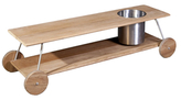 Tiera Rolling Table