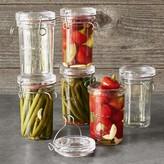 Williams-Sonoma Williams Sonoma Lock-Eat Food Jar