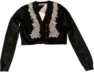 Giambattista Valli X H&m Black Wool Knitwear for Women