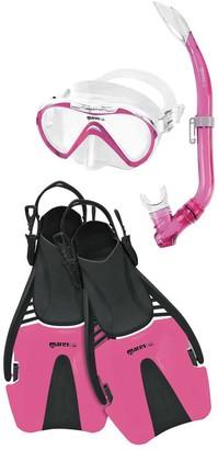 Mares Seahorse Coral Junior Snorkel Set Pink L / XL