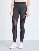 Koral Frame stretch-jersey leggings