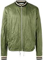 Vivienne Westwood rear logo bomber jacket
