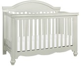 Million Dollar Baby Classic Etienne 4-in-1 Convertible Crib with Toddler Bed Conversion Kit