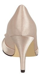 Nina 'Forbes' Peep Toe Pump